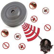 Battery Operated Mouse Rat Rodent Insect Ant Ultrasonic Pest Repeller 2000 sq ft