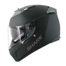 Shark Speed-R Mat Dual Black Motorcycle Helmet Small 55-56 cm RRP $549.00