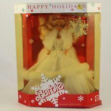 Mattel - Barbie Doll - 1989 Happy Holiday Barbie *Non Mint Box*