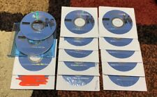 13 Piece Lot of Educational DVDs (Elementary School Success 2005)