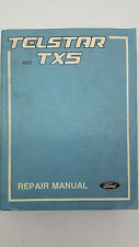 Ford Telstar & TX5 Factory Service And Repair Manual