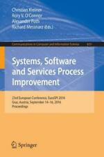 Systems, Software And Services Process Improvement: 23Rd European Conferenc...
