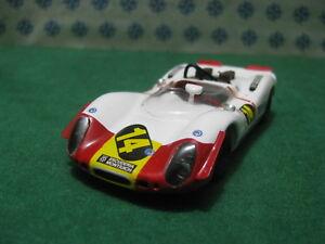Vintage - PORSCHE  908/2  Scuderia Montjuich - 1/43 Pit - Built Factory - Italy
