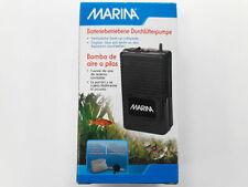 Hagen Marina batteriebetriebene Luftpumpe 1,5V mit Luftschlauch Ausströmerstein