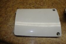 11 Scooter Keeway Agora 50CC 50 CC White Trim Piece Cover Panel Shroud Body Lid