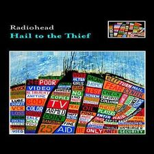 .1 CENT CD Hail to the Thief [Limited Edition] [PA] - Radiohead