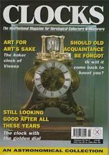 CLOCKS -  Anker clock, Vienna.  Betteshanger pt.2. Bornholmer pt.2. c2.425