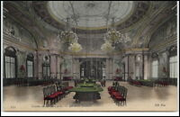 Monte Carlo Monaco CPA ~1910 Casino de Monte Carlo La Salle Schmitt Innenansicht