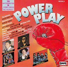POWER-PLAY - VARIOUS ARTISTS / CD (EUROPA 100 502.2)
