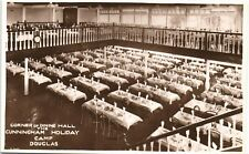 More details for douglas, isle of man. corner of dining hall, cunningham holiday camp by ss photo