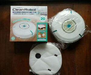 CLEAN ROBOT AUTOMATED SENSOR FLOOR CLEANER SWEEPER