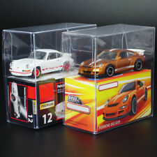 20PCS Protection Display Box for Matchbox, TOMICA Premium Limited Vintage TOMY