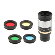 "1.25"" Telescope Accessories 8-24mm Zoom Eyepiece+4Pcs Lens Color Filter Set"