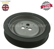 GENUINE CRANKSHAFT PULLEY FITS FOR FORD RANGER TRANSIT MK7 MK8 2.2 2.4 2006 ON