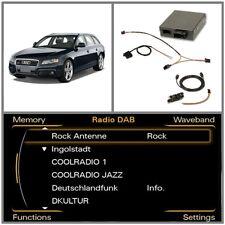 Audi b8 2007-2015 DAB + nachrüstsatz OEM mmi3g traps nachrüstsatz digital