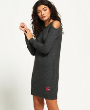 Superdry Womens Flynn Cold Shoulder Dress