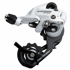 gobike88 SRAM APEX Rear Derailleur for 10 Speed, Short Cage, White, R99