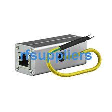 Lightning Surge Protection Adapter ST-RJ45 Ethernet LAN