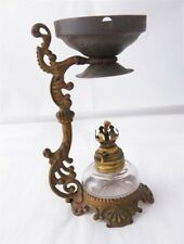 Vintage Miniature Vapo Cresolene Lamp Medical Device