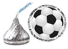 216 SOCCER BIRTHDAY PARTY FAVORS HERSHEY KISS LABELS
