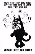 Felix the Cat by Bamforth. You've Seen Felix Like This!