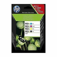 HP 3HZ51AE 903XL Black, Cyan, Magenta and Yellow Ink Cartridge
