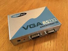Gefen RS232 and VGA over Ethernet extender EXT-VGARS232-141