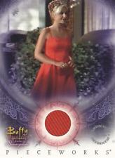 "BUFFY WOMEN OF SUNNYDALE PIECEWORKS CARD ""PROM DRESS"",  PW6"