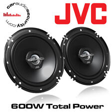 "Ford Transit Custom 2013> JVC 6.5"" 17cm 2-Way Coaxial Front Door Speakers 600W"