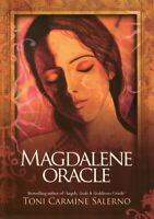 Magdalene Oracle Tarot CARD DECK + Booklet BLUE ANGEL