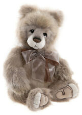 Smithers by Charlie Bears - plush jointed collectable teddy - CB212153B