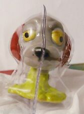 The Ugglys Series 1 #89 Barfing Beagle Gray Ultra Rare Sticky Mint Oop