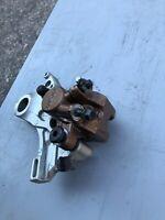Honda CBR 600 RR PC40 ABS Bremssattel hinten mit Halter NISSIN 13-
