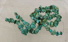 Antique Chinese Broken Turquoise Rough Stone Beads Jewelry Making