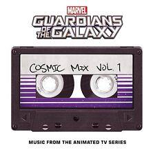 MARVEL'S GUARDIANS OF THE GALAXY COSMIC MIX VOL 1 ORIGINAL SOUNDTRACK OST CD NEW