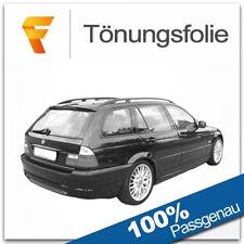 Passgenaue Tönungsfolie BMW 3er E46 Touring Bj 1999-2005