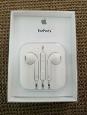 New Original Apple EarPods Headphones for iPhone 6 5 4 iPod with Remote amp