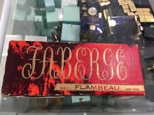 FABERGE COLOGNE EXTRAORDINAIRE 6 FL. BY FLAMBEAU
