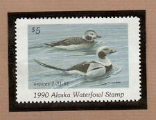 AK6 - Alaska State Duck Stamp.  Single. MNH. OG.