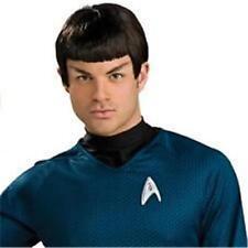 STAR TREK Beyond Licensed Adult Vulcan Mr SPOCK WIG Costume Prop Nimoy Quinto