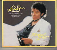 Michael Jackson CD Thriller 25 - Remastered, Slipcase - Europe (M/M)