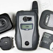 Motorola i580 (Direct Talk) PTT Radio Rugged Phone - iConnect / Nextel / Telus