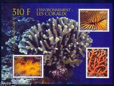 "French Polynesia - ""MARINE LIFE ~ CORALS"" MNH MS Mini Sheet 2010 !"