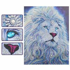Diamond Painting Lion Cross Stitch Embroidery Kits Mosaic Home Wall Decoration