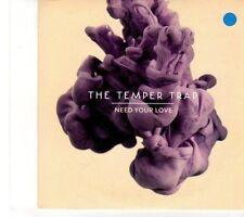 (EW985) The Temper Trap, Need Your Love - 2012 DJ CD