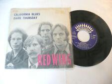 "REDWING""CALIFORNIA BLUES- DISCO 45 GIRI AMERICA Fr 1968"""