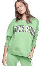 Victorias Secret PINK Boyfriend Crew Pullover ~ Size Medium
