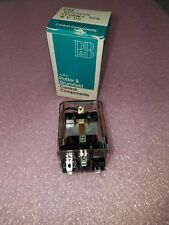 (NEW) POTTER & BRUMFIELD KUP-5D15 RELAY 10AMP 240VAC 6VDC