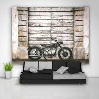 Building Motor Wandteppich Kunst Wandbehang Tisch Bettdecke Wohnkultur