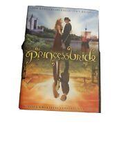 The Princess Bride (Dvd,20th Anniversary Edition) A9